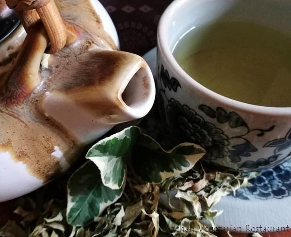 Amazing Lemon Leaf Tea: New on the Menu!!!